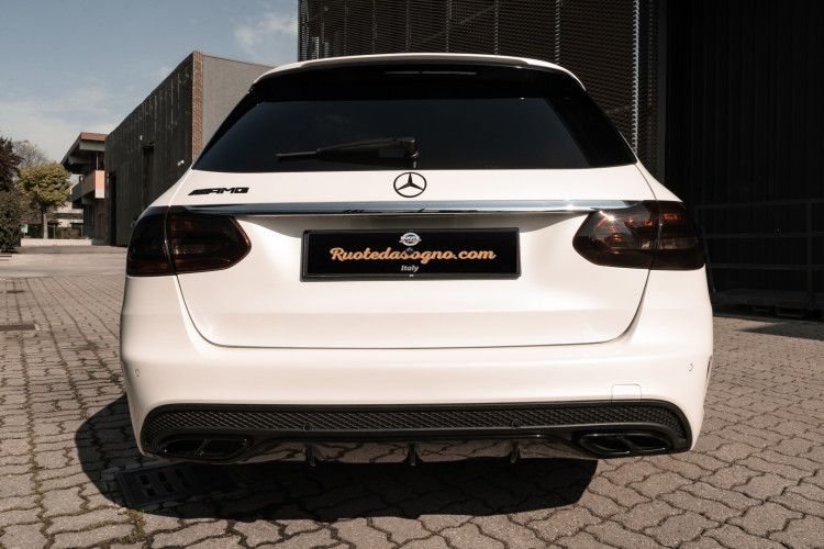 2017 Mercedes-Benz C450 AMG SW 2