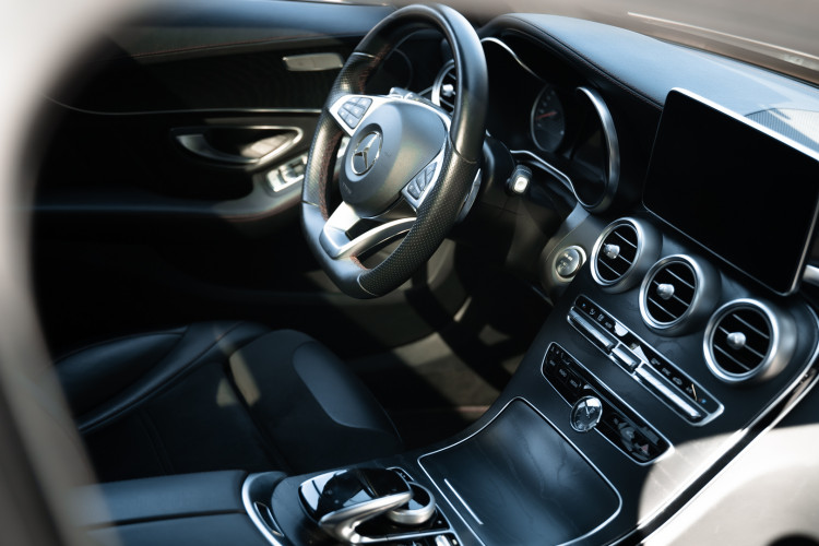 2017 Mercedes-Benz C450 AMG SW 12