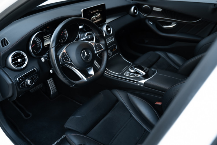 2017 Mercedes-Benz C450 AMG SW 11