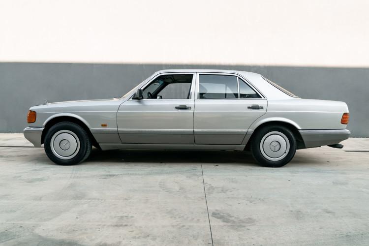 1987 Mercedes-Benz 420 SE 6