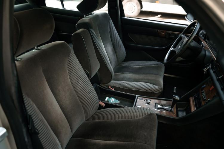 1987 Mercedes-Benz 420 SE 21