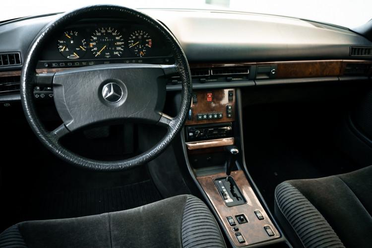 1987 Mercedes-Benz 420 SE 25