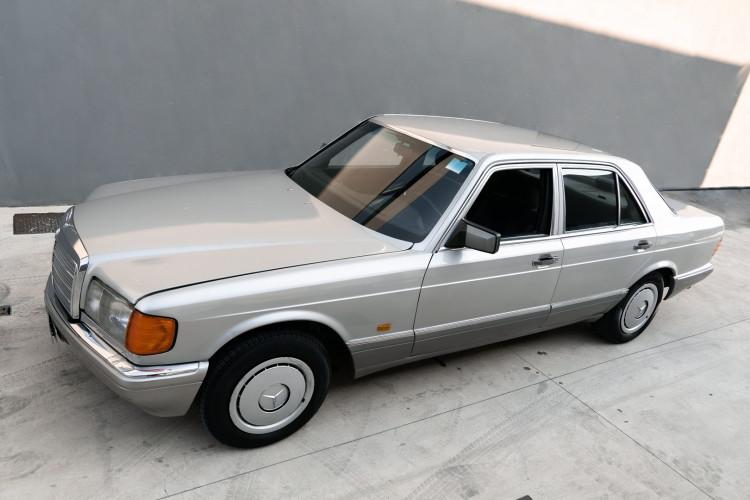 1987 Mercedes-Benz 420 SE 7