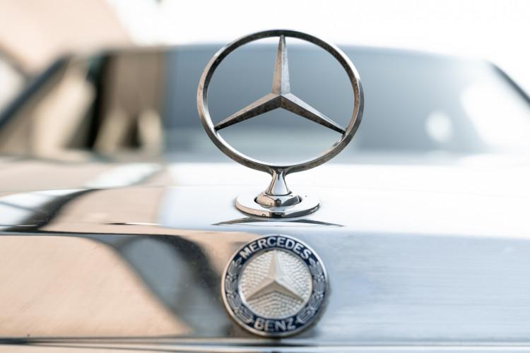1987 Mercedes-Benz 420 SE 9
