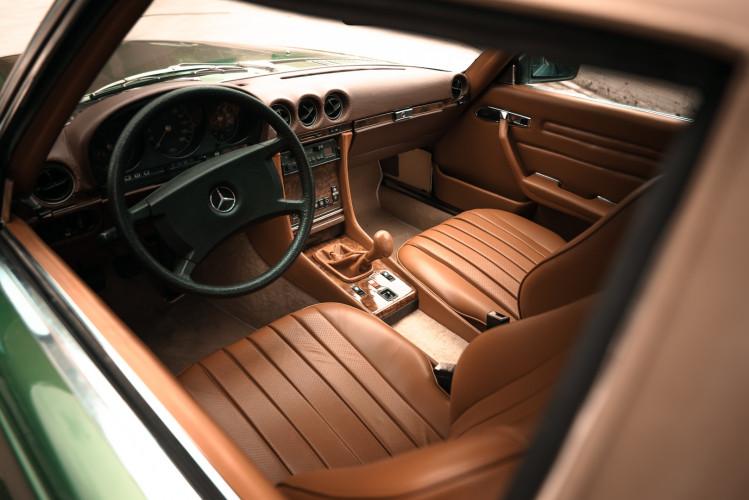1986 Mercedes-Benz SL 300 17