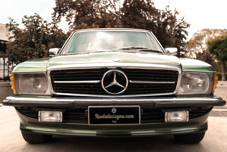 1986 Mercedes-Benz SL 300 1