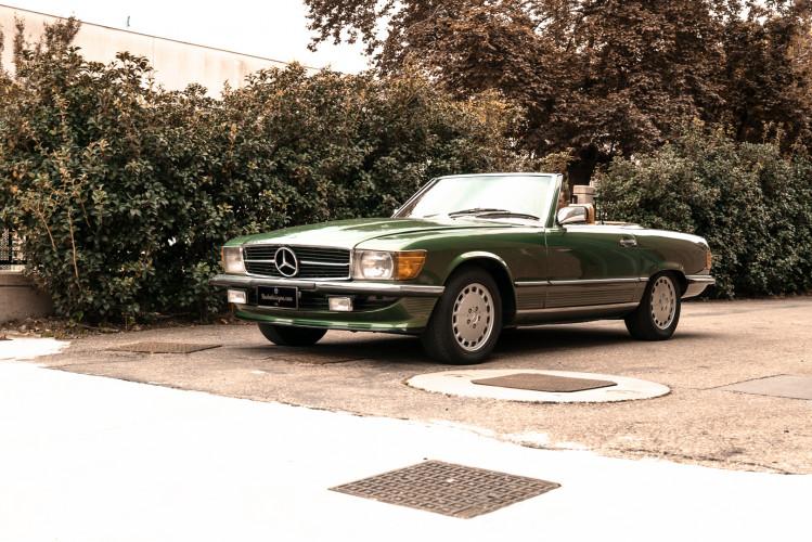 1986 Mercedes-Benz SL 300 0