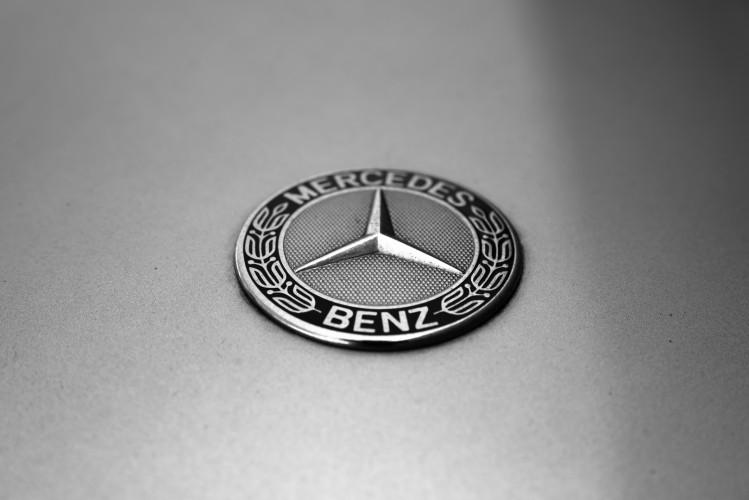 1995 Mercedes-Benz S500 Coupé 11