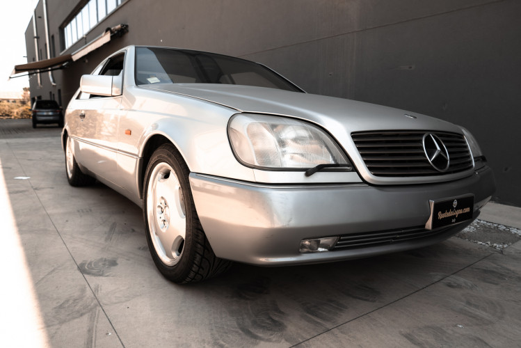 1995 Mercedes-Benz S500 Coupé 2