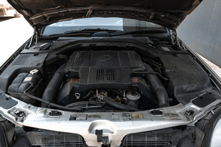 1995 Mercedes-Benz S500 Coupé 42