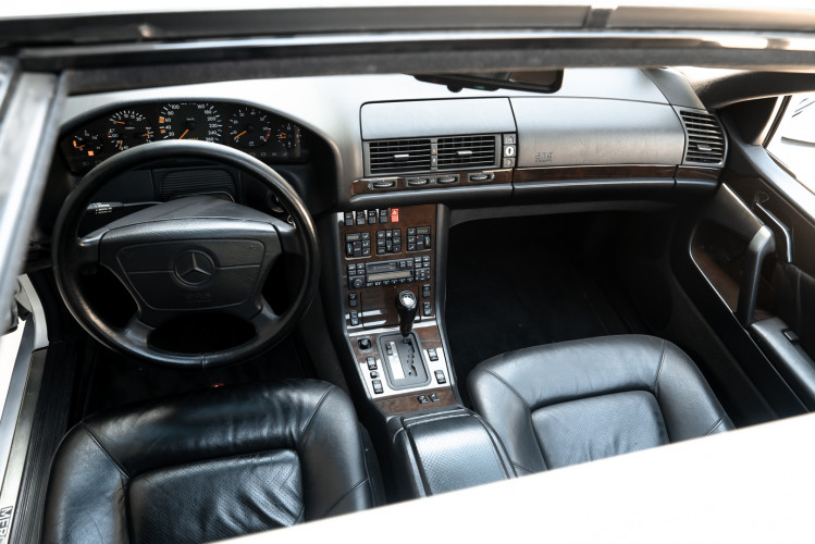 1995 Mercedes-Benz S500 Coupé 21
