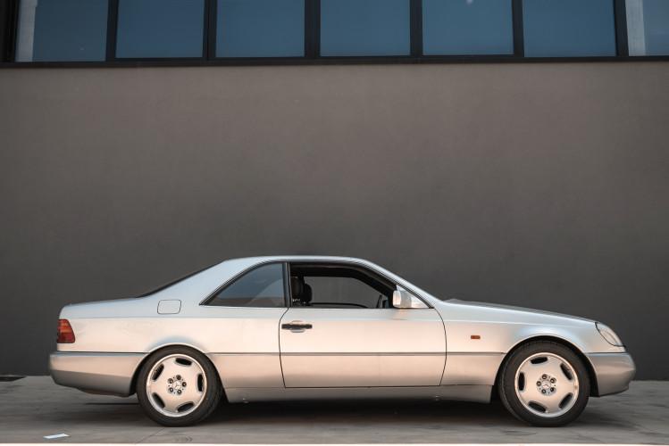 1995 Mercedes-Benz S500 Coupé 1