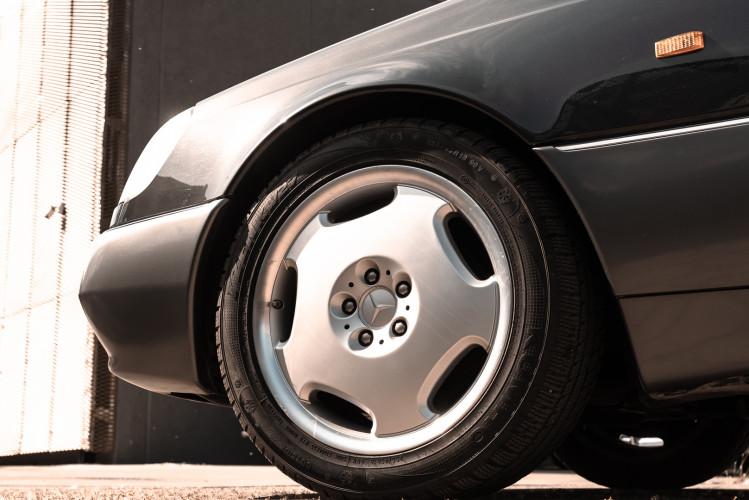 1994 Mercedes-Benz S 600 Coupé 15
