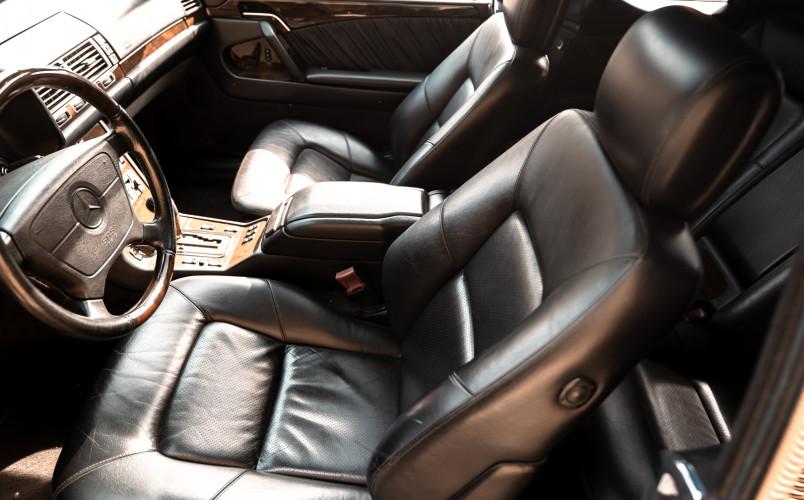 1994 Mercedes-Benz S 600 Coupé 19