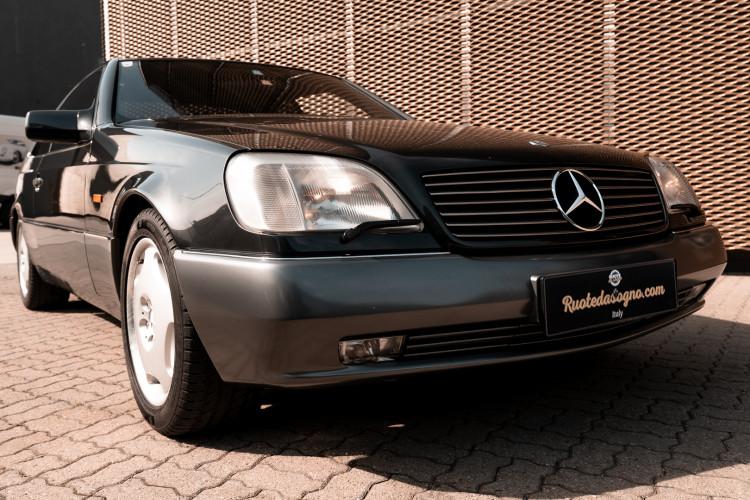 1994 Mercedes-Benz S 600 Coupé 5