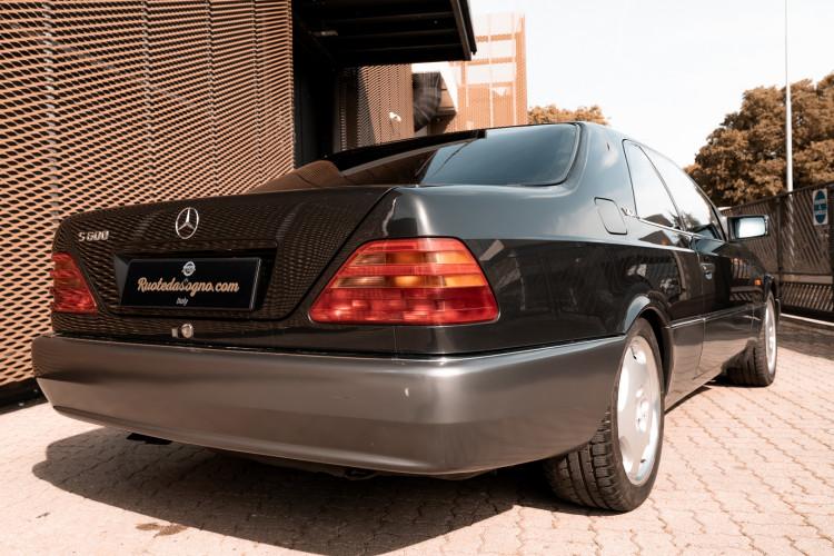1994 Mercedes-Benz S 600 Coupé 9