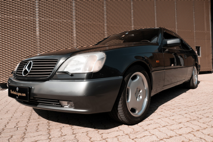 1994 Mercedes-Benz S 600 Coupé 3