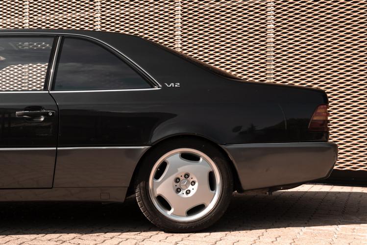 1994 Mercedes-Benz S 600 Coupé 14