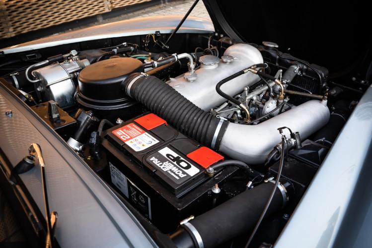 1956 Mercedes-Benz 190 SL 8