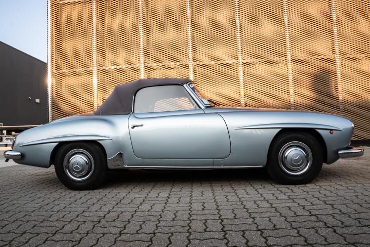1956 Mercedes-Benz 190 SL 7