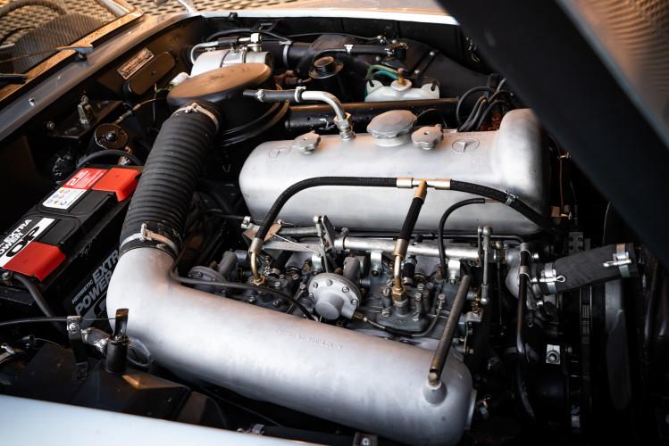 1956 Mercedes-Benz 190 SL 10