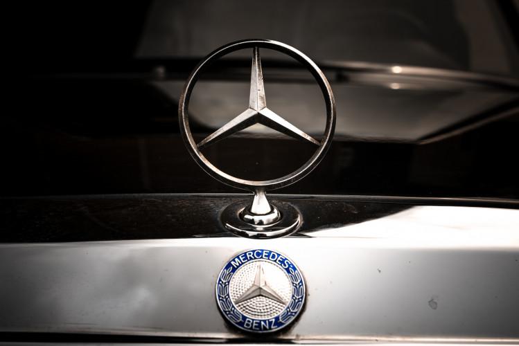 1992 Mercedes-Benz 500 E 30