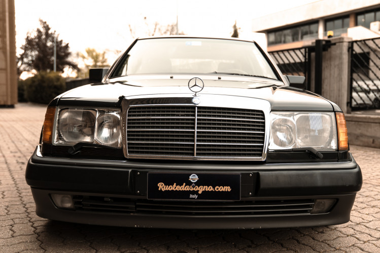 1992 Mercedes-Benz 500 E 3