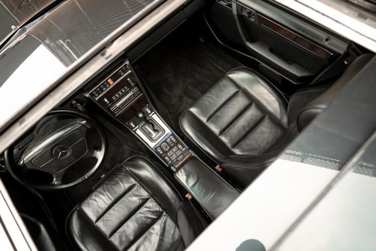 1992 Mercedes-Benz 500 E 11