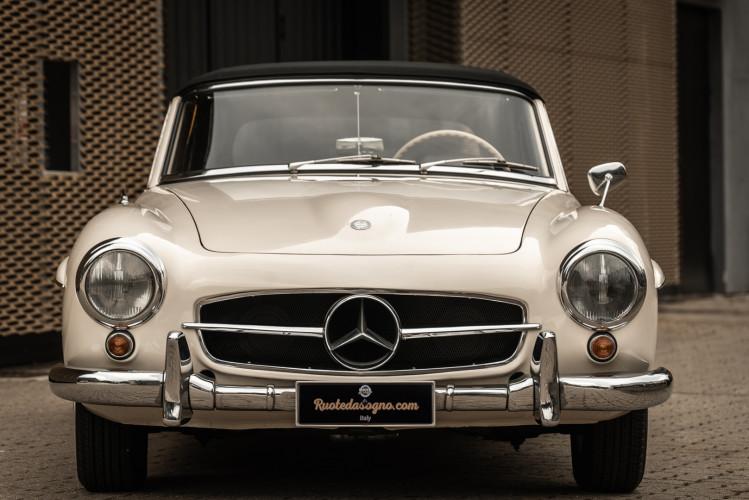1958 Mercedes-Benz 190 SL 6