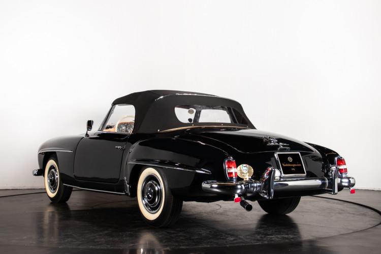 1961 Mercedes-Benz 190 SL 3