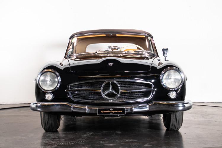 1961 Mercedes-Benz 190 SL 0