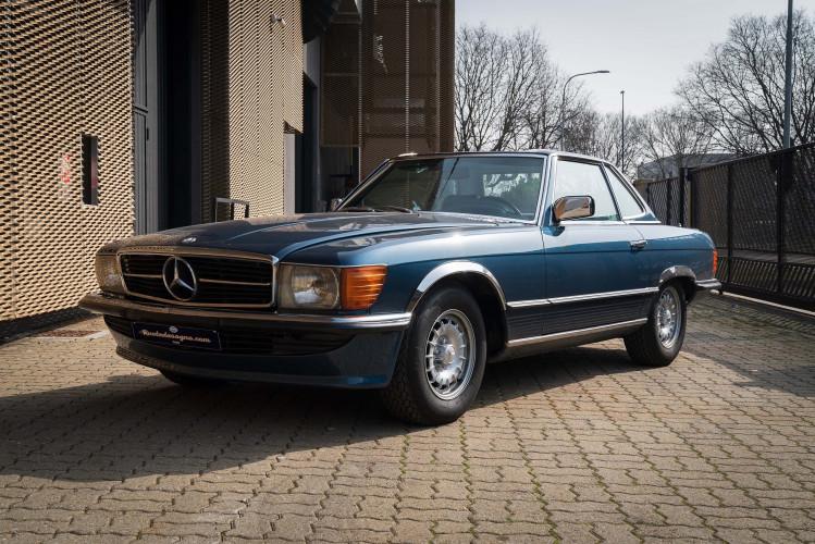 1979 Mercedes-Benz SL 500 0
