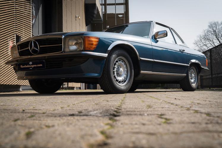 1979 Mercedes-Benz SL 500 3