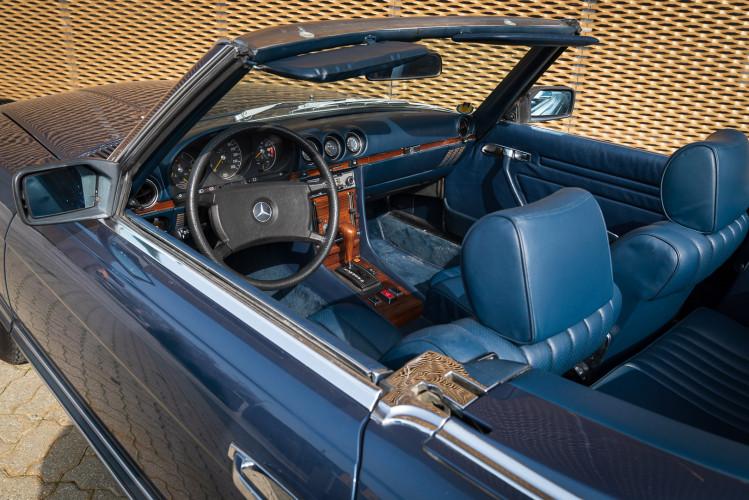 1979 Mercedes-Benz SL 500 9