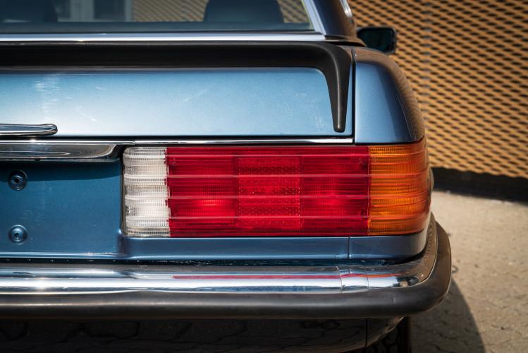 1979 Mercedes-Benz SL 500 12