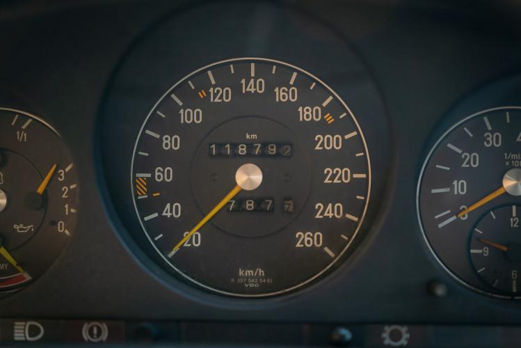 1979 Mercedes-Benz SL 500 31