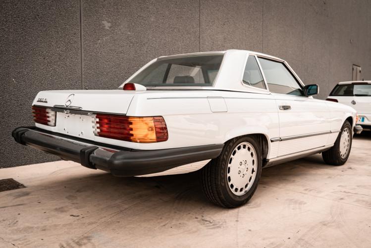 1985 Mercedes-Benz SL 560 5