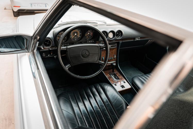 1985 Mercedes-Benz SL 560 15