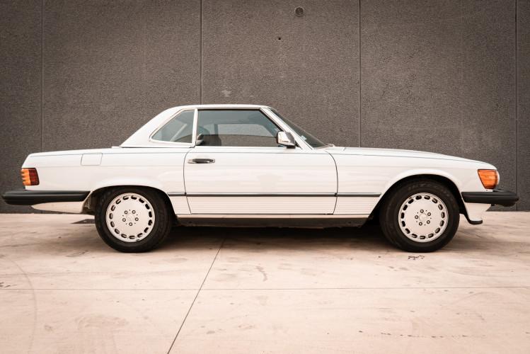 1985 Mercedes-Benz SL 560 4