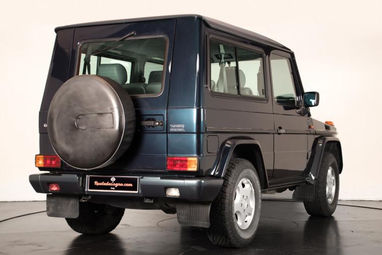 1997 Mercedes-Benz G 300 4