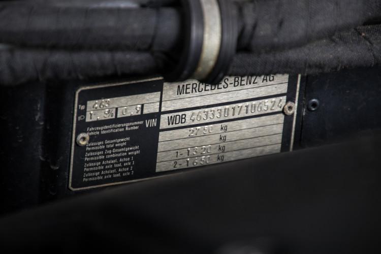 1997 Mercedes-Benz G 300 29