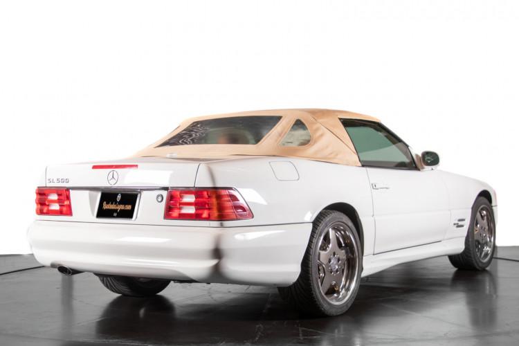 2000 Mercedes-Benz SL500 47