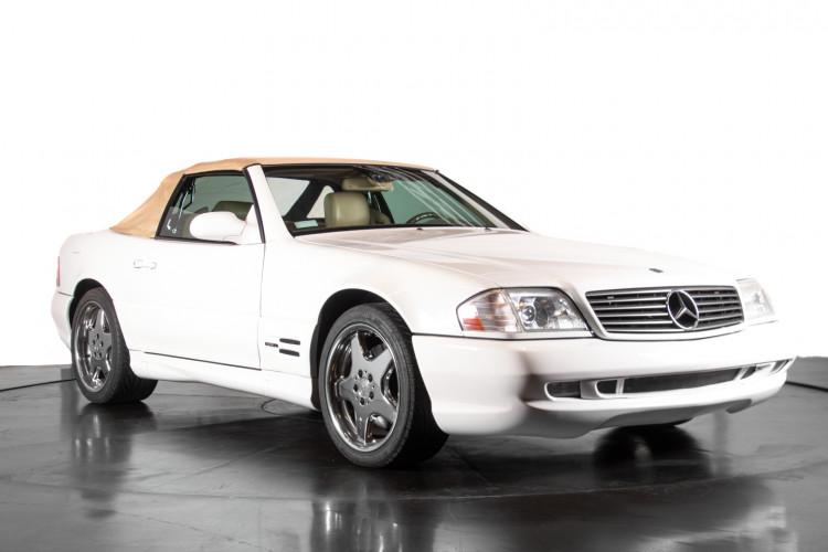 2000 Mercedes-Benz SL500 52