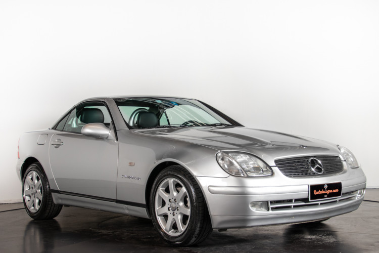 2000 Mercedes-Benz SLK 15