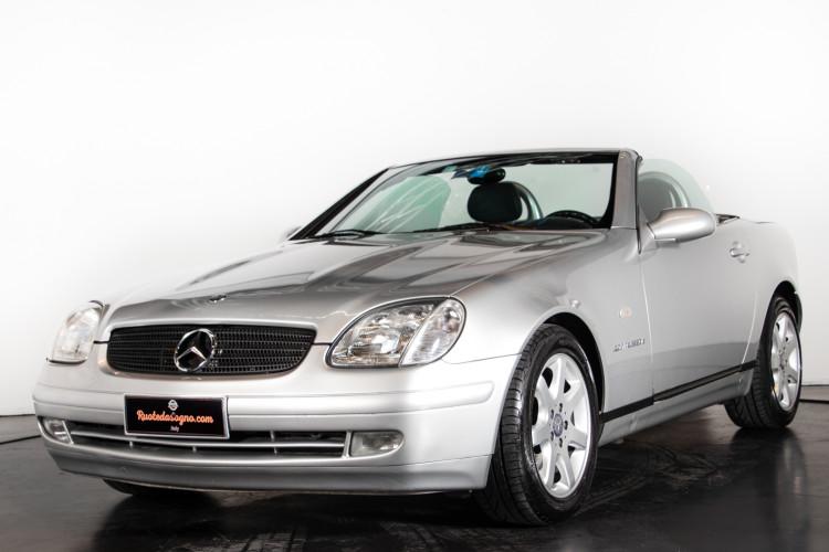 2000 Mercedes-Benz SLK 0