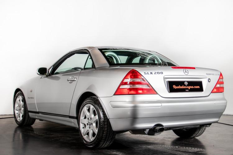 2000 Mercedes-Benz SLK 11