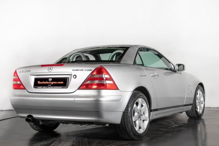2000 Mercedes-Benz SLK 12