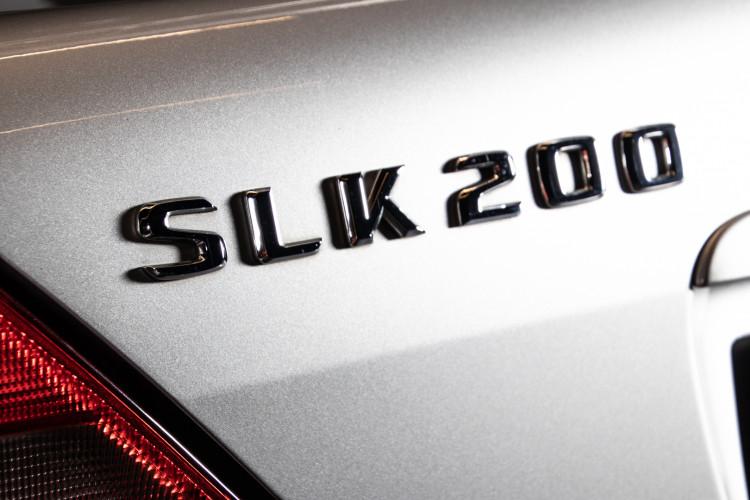 2000 Mercedes-Benz SLK 18