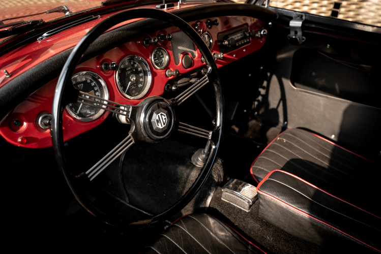 1961 MG A SPIDER 1600 16