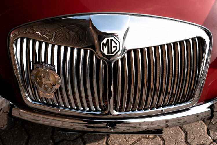 1961 MG A SPIDER 1600 20